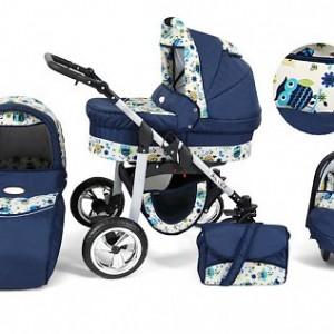combi-kinderwagen-silver-3-in-1-donkerblauw-uiltje