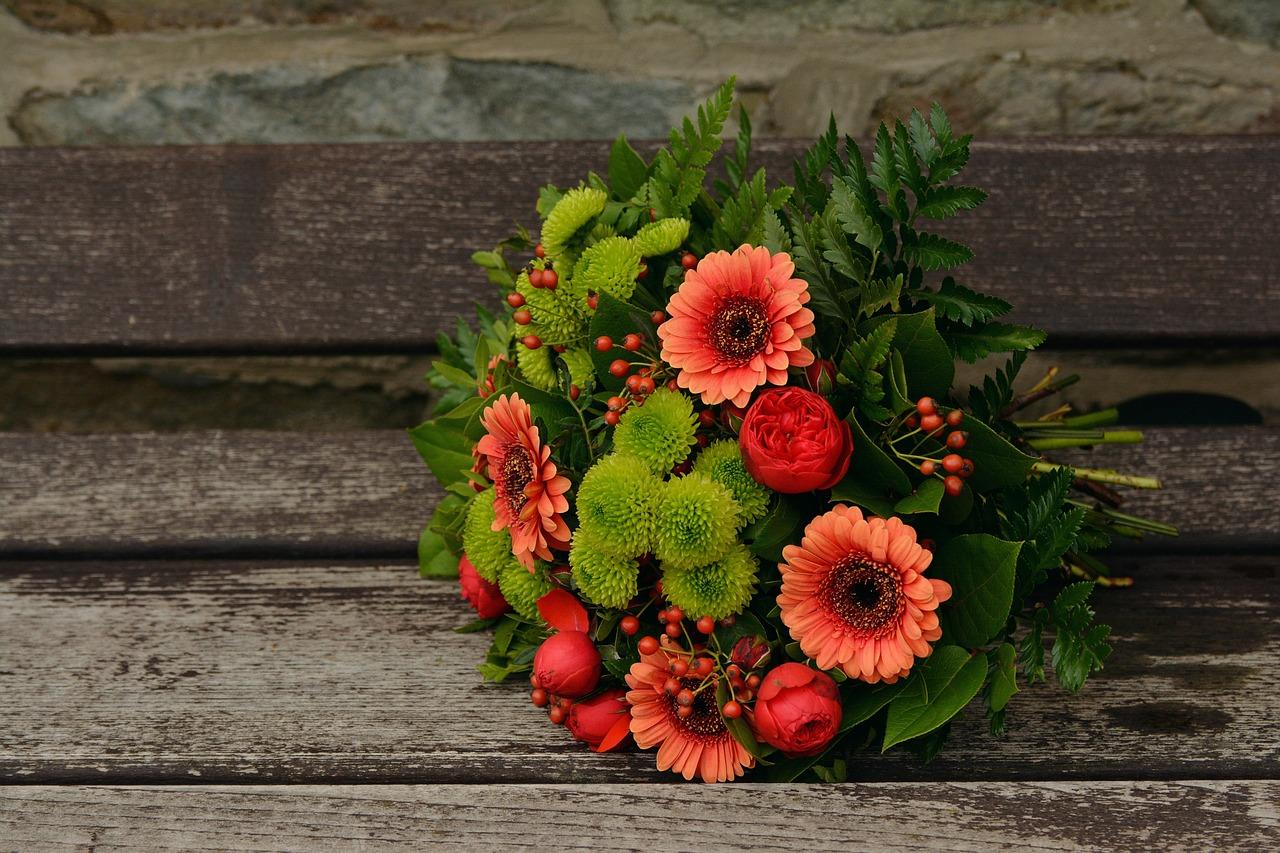 Heb jij al eens gedacht aan bloemen laten bezorgen?