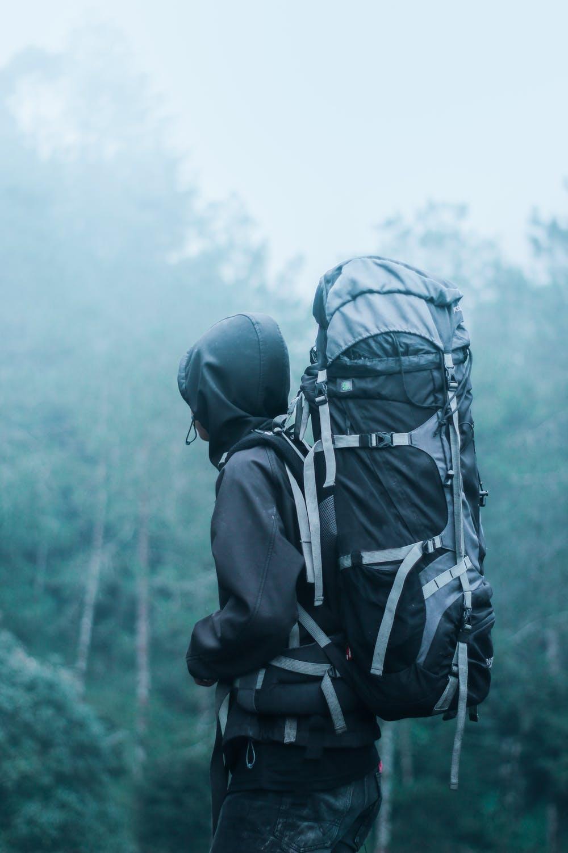 De ideale tas voor op reis